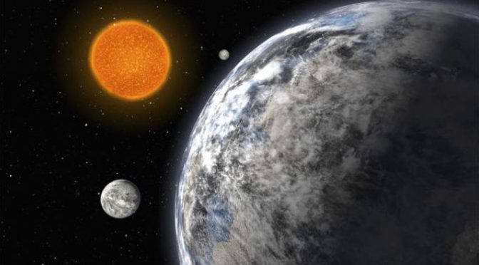 Scientists find habitable 'super-Earth' among 15 new planets