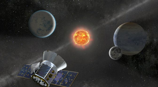 NASA's positive on next planet-hunting mission launch